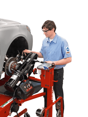 Technician, Hunter Brake Lathes